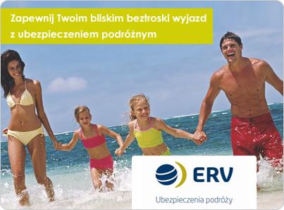 ERV czyli Europaische – ubezpieczenia turystyczne w podróży