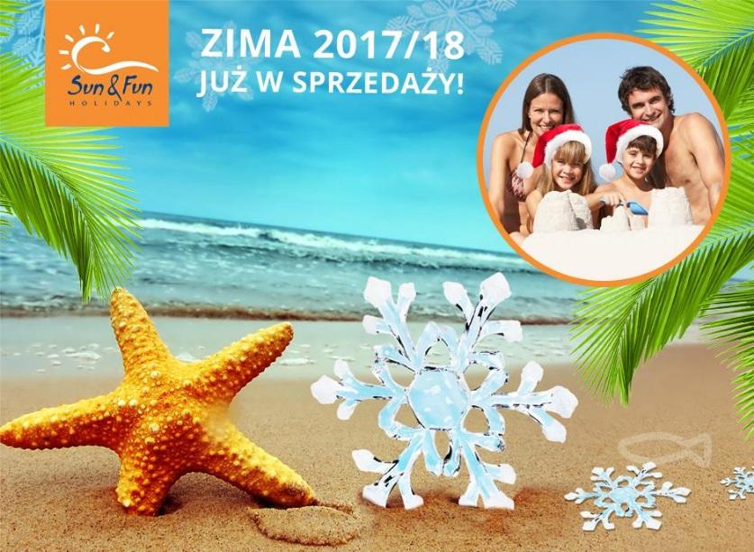Sun&Fun – premiera zima 2017/2018