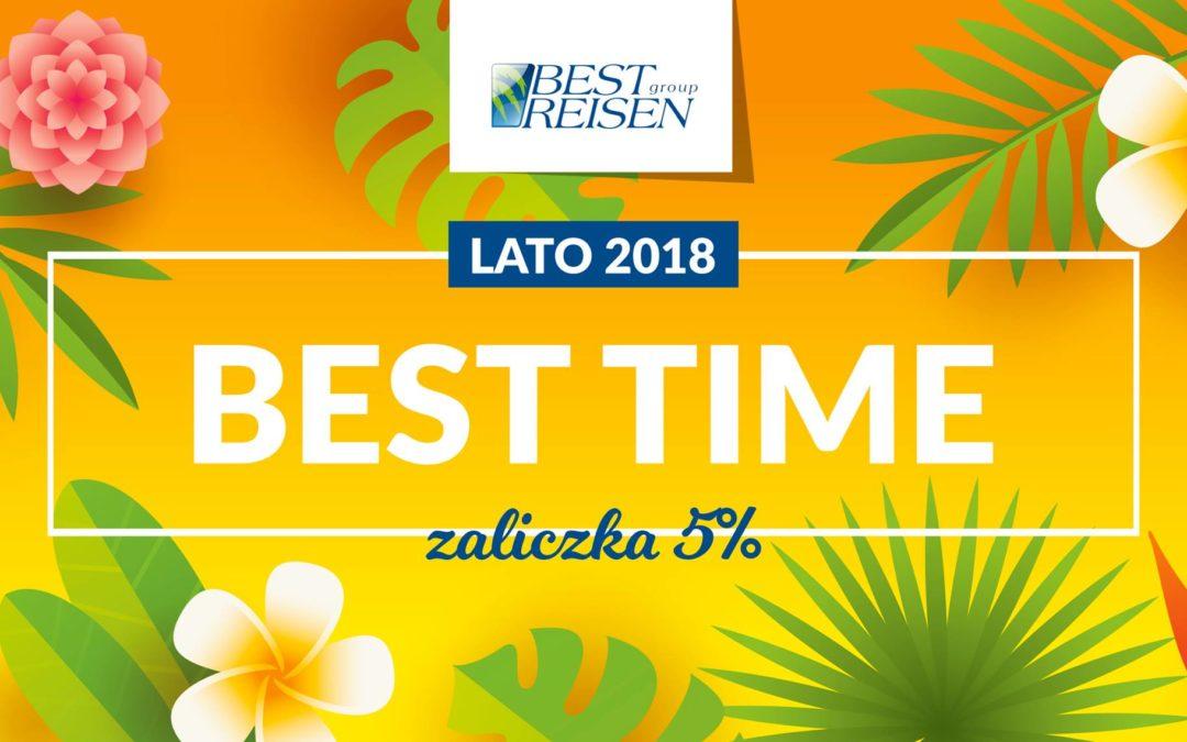 Premiera letniej oferty Best Reisen