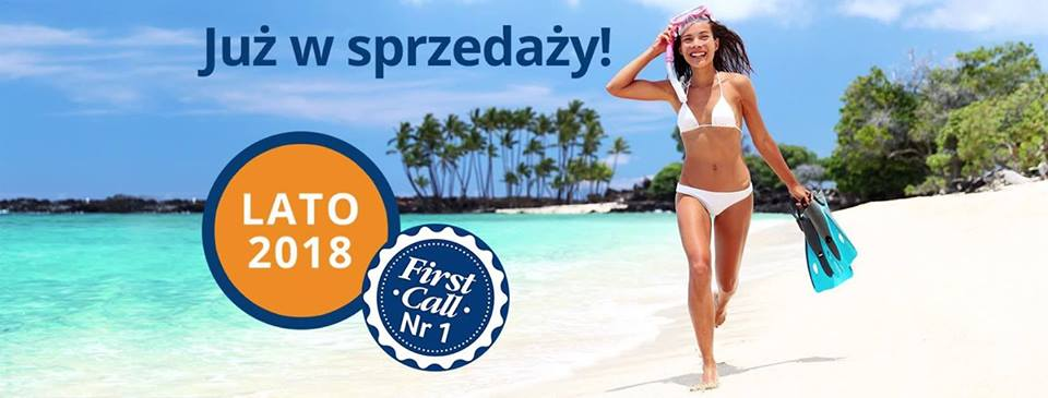 Rozpoczęcie sprzedaży oferty na lato 2018 Sun & Fun Kraków