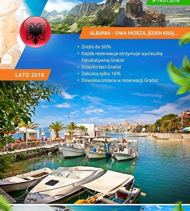Sun Fun tanie wakacje na urlop w odsłonie Albański tydzień sun fun