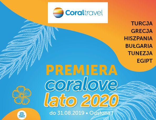First Minute lato 2020 Wezyr Coral Travel Kraków – u nas już są wakacje 2020