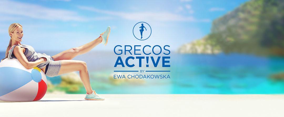 Aktywne wakacje w Grecji czyli pakiet Grecos Active by Ewa Chodakowska