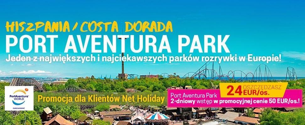Costa Dorada – wstęp do parku rozrywki PortAventura w promocyjnej cenie