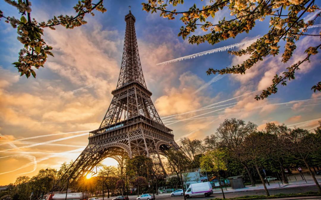 Paryż 70km pieszo w 5dni atrakcje co warto zobaczyć z biurem podróży Kraków