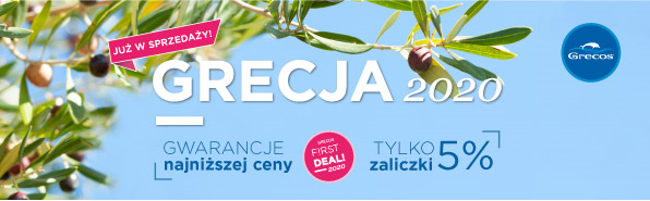 Grecos First Deal lato 2020 już jest !