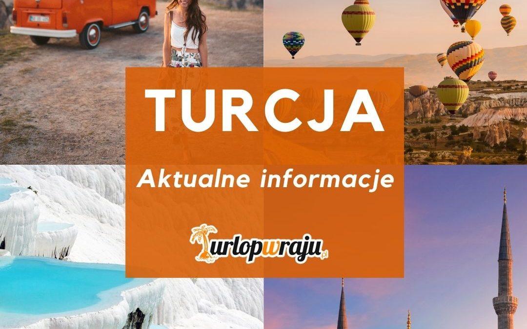 TESTY TURCJA – aktualne informacje na wyjazd od 15.04.2021
